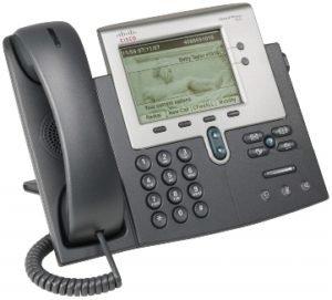 Cisco 7942 Unified IP Phone