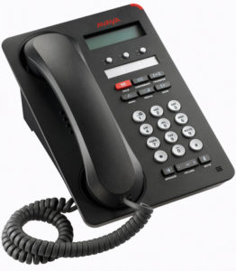 Avaya1603-I and 1603SW-I IP Deskphone