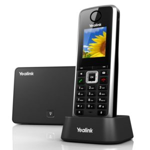 Yealink W52P Wireless DECT IP Phone