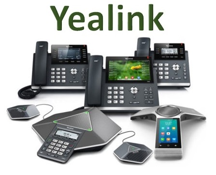 Yealink IP Phone in Dubai