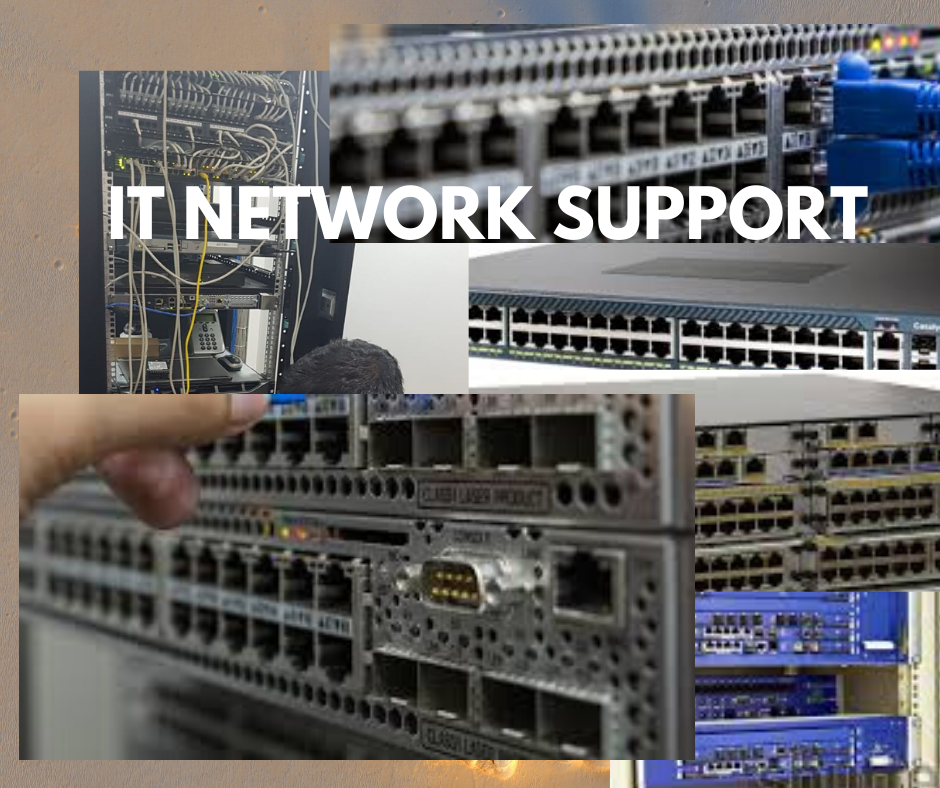 Network support Dubai